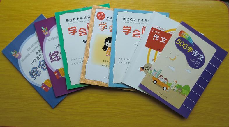 安老师主编、出版的教学用书
