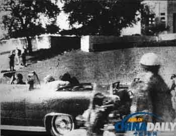 肯尼迪遇刺现场照将拍卖:最高估价7.5万美元