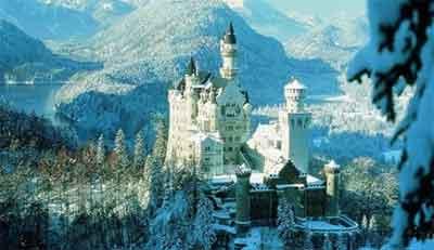世界8大最美冬季景色 美不胜收旅行必去(组图)