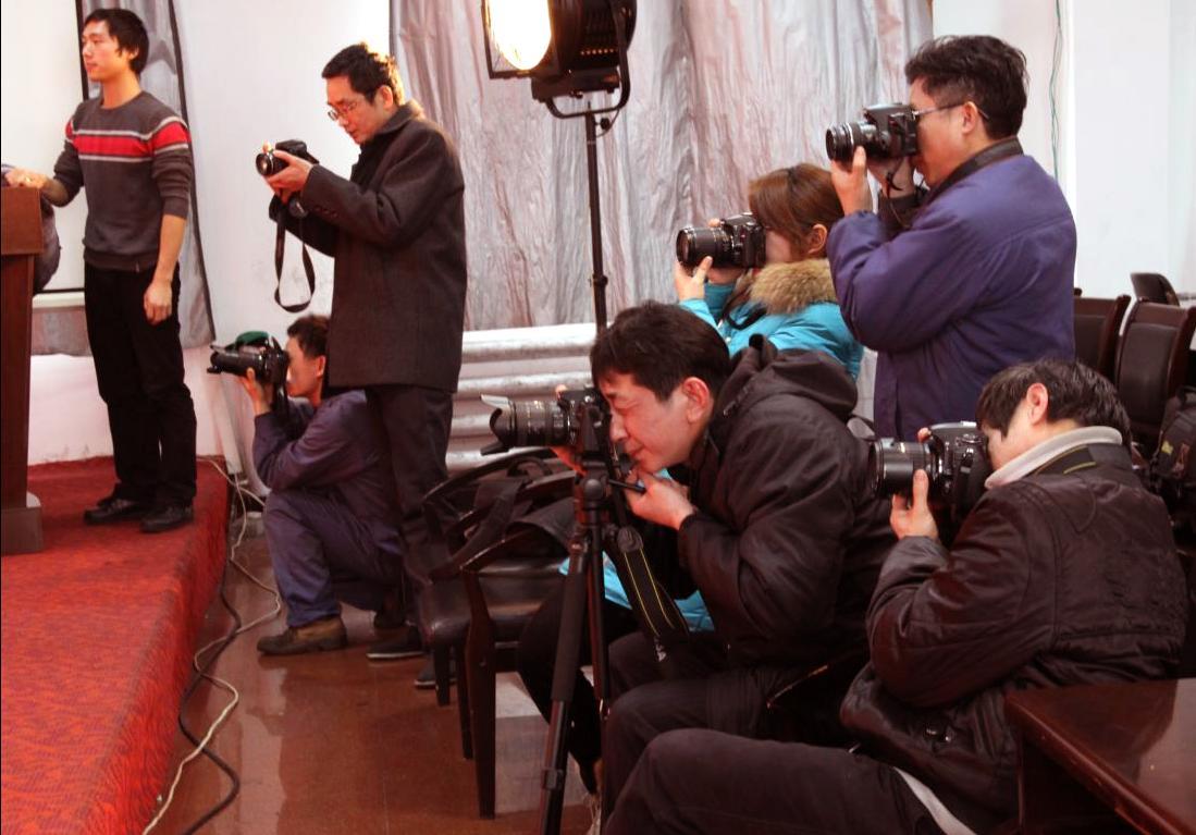 一群好摄之徒――华华中华拍摄