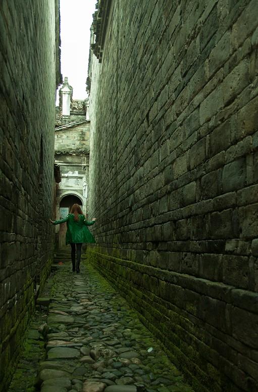 小巷深深(摄影:华华)