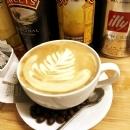 冷热饮奶茶+专业咖啡技术