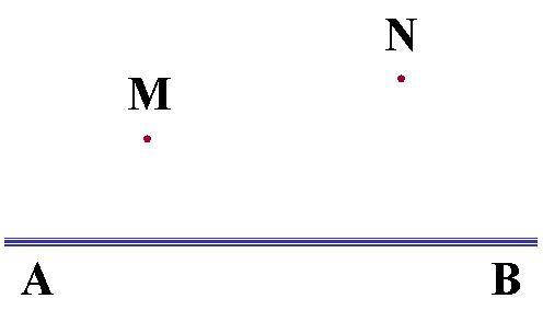 垂线段最短图1
