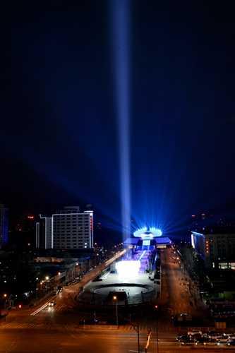 新年倒计时北京举办迎新倒计时活动
