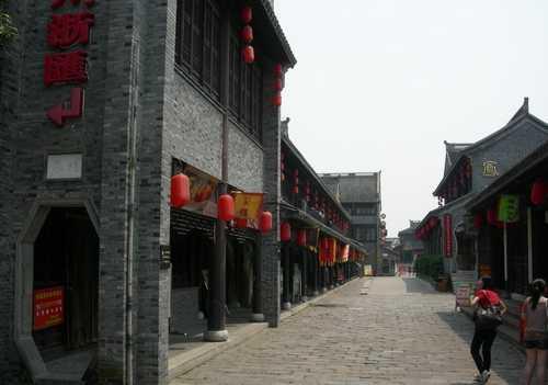 江苏泰州入选国家历史文化名城