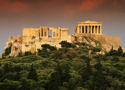 中希联合打造纪录片《魅力希腊》央视首播