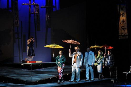 音乐剧《蝴蝶》将在悉尼上演