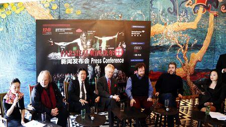 北京国际音乐节 《帕西法尔》来华演出