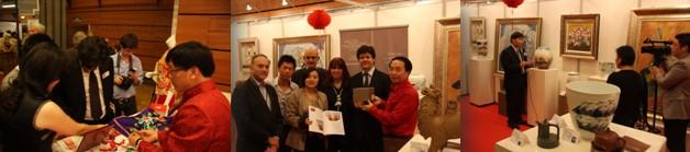 两岸文化汇集福州 推动中华文化发展