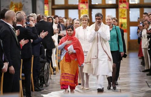 2014年诺贝尔奖瑞典首都举行
