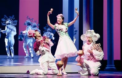 全国儿童剧优秀剧目汇聚21个省参加展演