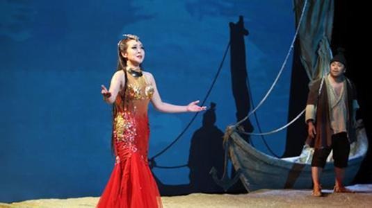 儿童歌剧《渔公与金鱼》在国家大剧院首演