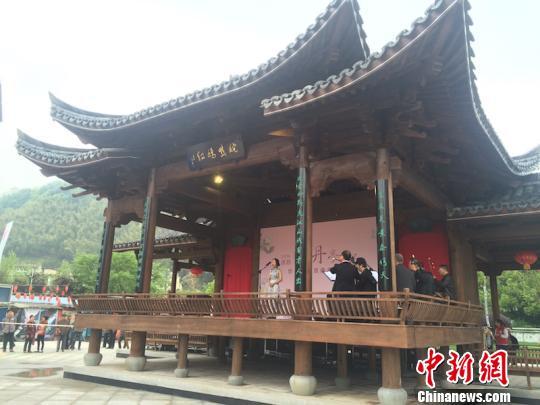 世界华人昆曲曲友会在浙江举行