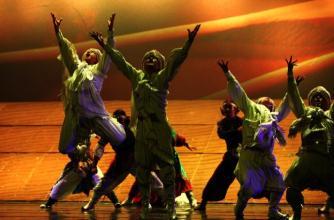 民族舞剧《月上贺兰》首尔演出获好评