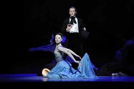 德国芭蕾巨作在京上演 中国元素呈现其中