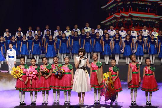 永定河文化节开幕 国内大腕助阵