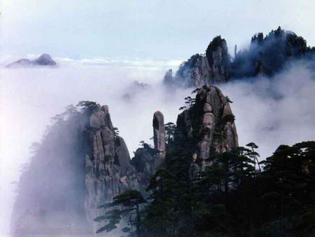 中国十大风景名山:黄山