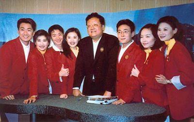 """凤凰卫视再次获""""中国最受尊敬企业"""""""