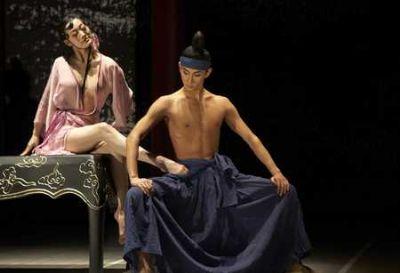 芭蕾舞《金瓶梅》在争议中将亮相内地