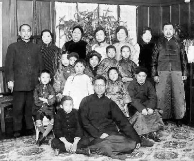 孙中山与宋家珍贵照片 打破孙宋婚姻不被认可的流言
