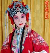 中华一绝:京  剧