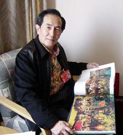 油画家:刘宇一