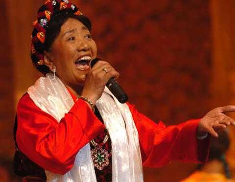民族歌手:才旦卓玛