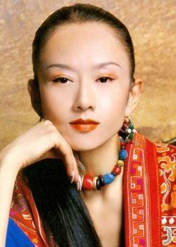 舞蹈演员:杨丽萍
