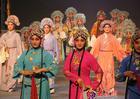 纳西族原生态歌舞《云岭天籁》登场北京