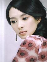 著名演员:章子怡