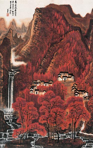 中国近现代书画精品巡回展走进福州