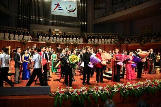 北京打造高端演艺中心 突出东方色彩