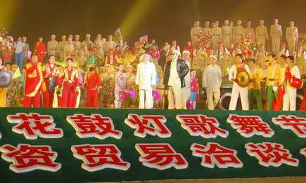内蒙古走国际路线 促进经济文化的大发展