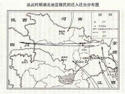 """明有""""江西填湖广"""" 清有""""湖广填四川"""""""