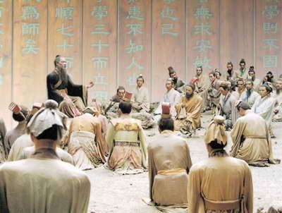 中国传统重阳节里话重阳