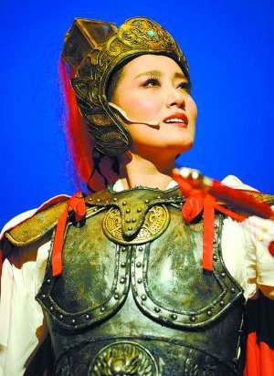 歌剧《木兰诗篇》走进重庆 引发观众追捧
