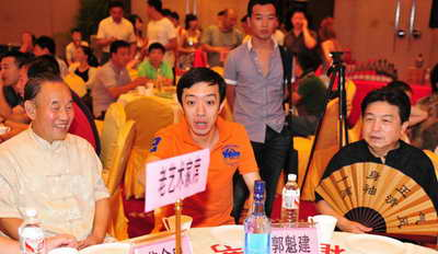 北京青年相声节开幕 京城10支团体列队亮相