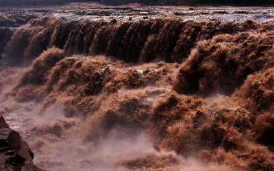 黄河壶口文化旅游节将展黄河神韵