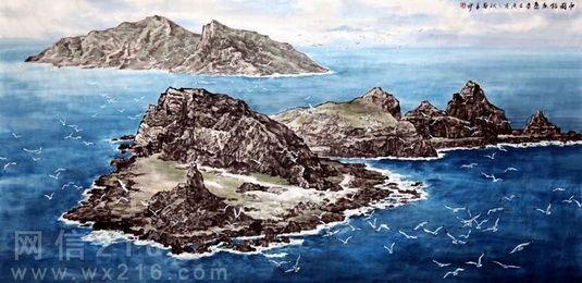 《钓鱼列岛地图》出版 引读者订购热情