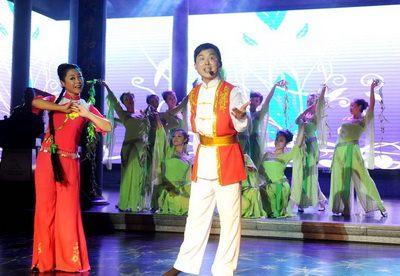 安徽民俗文化节拥抱民俗 尊重传统