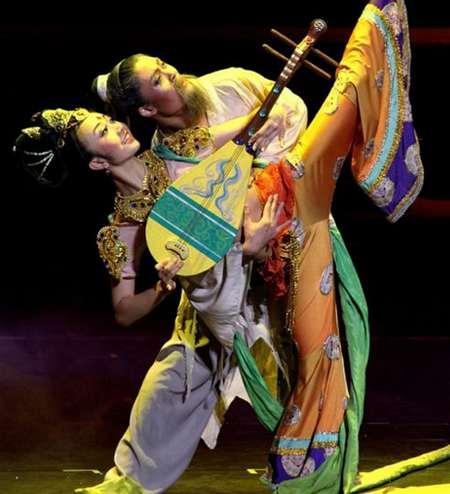 中国舞剧轰动华盛顿 《丝路花雨》令人赞叹