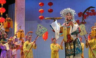安徽打造黄梅戏《红杜鹃》 再现大别山母亲形象