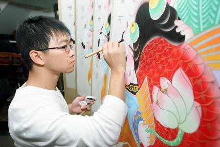 中华一绝:杨柳青年画