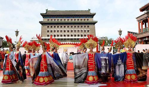 国庆旅游出行人数北高南低 故宫参观人数再攀新高