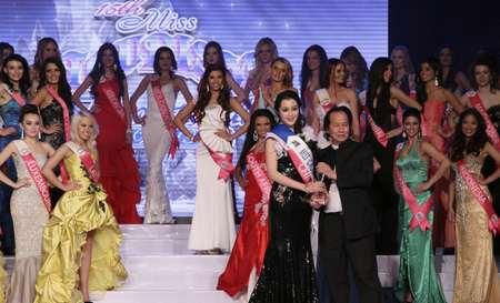 世界城市旅游小姐总决赛 四川选手晋级十强