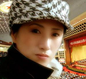 致中国著名女画家冯立环