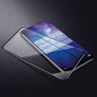 vivonex全屏大弧满屏9D二强丝印手机贴膜钢化膜