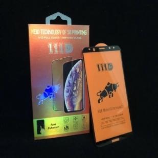 华为mate10全屏大弧满屏111D二强丝印手机贴膜钢化膜