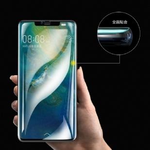 华为mate20pro全屏覆盖手机贴膜水凝膜
