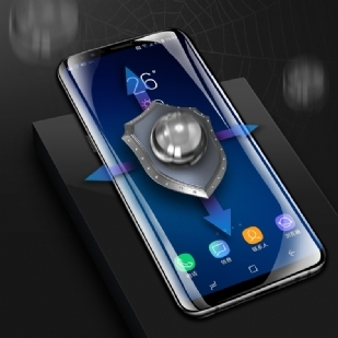 三星SAMs6edge+全屏覆盖手机贴膜水凝膜